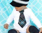 Newsboy Hat with Visor [The Three]  Made to Order Black Gray White
