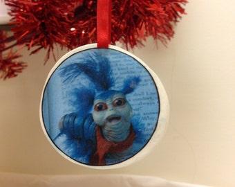 Ello Labyrinth Worm Ornament
