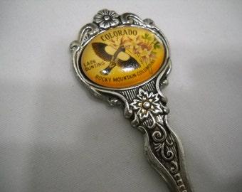 Vintage Spoon Colorado Collectible Souvenir