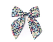 """Sailor Bow // """"THE ADELAIDE"""" Liberty of London Bow"""