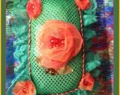Orange Blossom Dreams Plush Decor