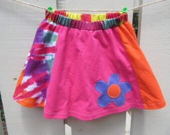 Size 2T Girls Festival/Party/Concert Skirt