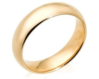 Ring Sizing- Yellow or White Gold Rings