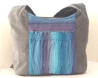 Kangala Bag Babywearing Silver Grey Bag with Girasol no.25 with FREE LANYARD