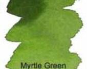 Peerless Transparent Watercolor Sheet - Myrtle Green