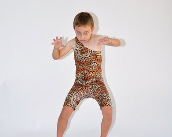 Strongman Tarzan Low Cut Costume for Youth size 7 and 8