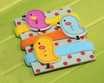 Coleteros Birds (Pack de 3)