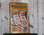 Pocket Edition Parcheesi Royal Game of Indian 6 to Adult 1980 Vintage Game