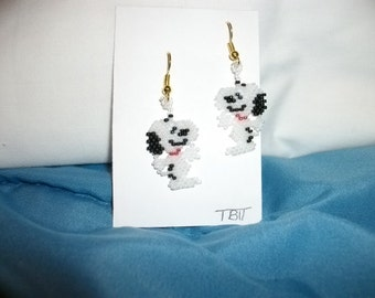 Snoopy the Puppy Dog Earrings