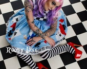 Wedding DressAlice In Wonderland Special Occasion Dress By Rooby Lane