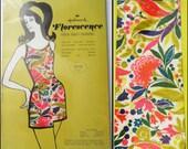 Vintage 1960s Paper Jump Suit//Hallmark//Florescence//Paper Party Fashion//1960s Jumpsuit//Original Package//Never Opened