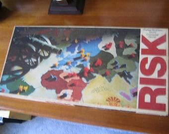 1975 Risk Board Game