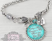Mother of the Bride Gift, Personalized Wedding Bracelet, Today a Bride Tomorrow a Wife, Message, Bracelet for MOB, Name and Date Jewelry