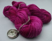 British Bluefaced Leicester Lustre Double Knit. Orchid