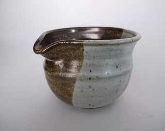 Mixing bowl, Batter Bowl, Omelet Bowl, Pottery Bowl, Ceramic Mixing Bowl, Pouring Bowl