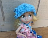 Doll clothes, Tonner, Patience, crocheted hat