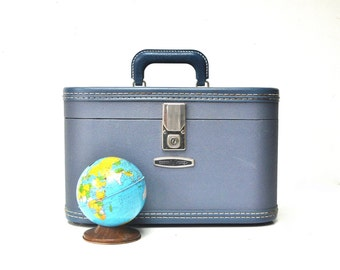 Mid-Century Travel Joy Train Case