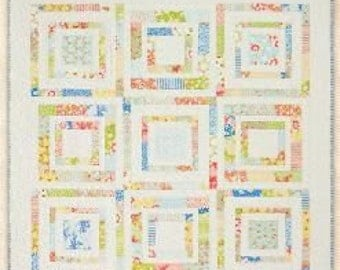 Bungalow, by Schnibbles, Miss Rosie's Quilt Co., RQC #473, Charm Pack Friendly