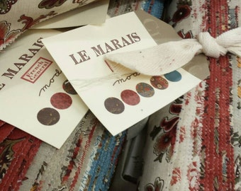 Le Marais layer cake by French General for moda fabrics