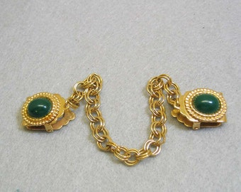 1980's Reproduction Cloak Clasp or Jacket Decoration