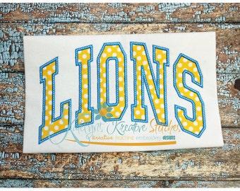 Lions Arched