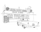 Bart's Hot Dog Stand, Windsor CT