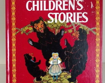 1983 Volland Classic Edition Great Children's Stories Illustrated by Richardson