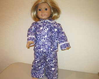 """18"""" doll clothes to fit American Girl Dolls."""