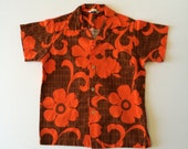 1960's Mod Hawaiian Shirt Kids (10)