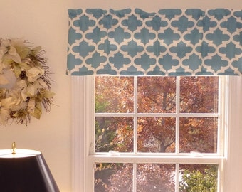 ON SALE Custom Curtains Blue