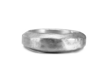 Band ring, mens silver ring, mens silver jewelry, mens gift, mens jewelry, boyfriend gift, husband gift, Jewelry Gift for Him, ring gift men