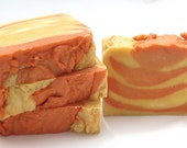 Country Bumpkin Scented Luxury Hot Process Rustic Soap with Shea Butter