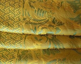 """Gypsy Bedspread, Spanish, 101""""l. x 83""""w., WWII"""