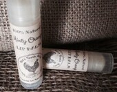 Minty Orange All Natural Lip Balm