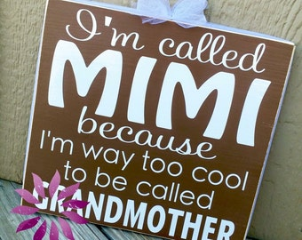 Grandmother - Way to cool