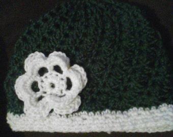 Crochet Sprial Hat