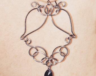 Boho Chic Earings | Her Boho Earings | Statement Earings | Silver Earings Gift | Boho Chic Earrings | Boho Chic | Dangle earrings | Boho
