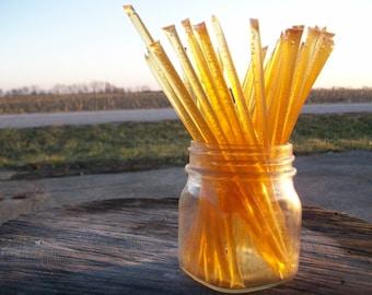 Honey Sticks Orange Blossom,Cinnamon,Lemon,clover,amaretto
