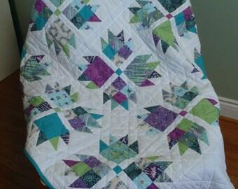 LAPQUILT - Tula Pink Acacia fabrics Fresh Modern BEAR PAW
