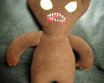 CHUD Plush Glow in the Dark Horror Movie Doll