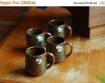 SPRING SALE / vintage otagiri japan coffee mugs