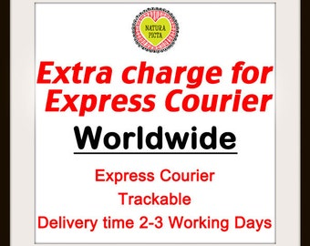 Express Courier Worldwide - by NATURA PICTA