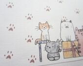 10 envelope / Big Family