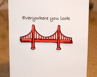 "Full House ""Everywhere You Look"" Card"