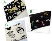 BIG Sale - Large Zipper Pouch, Pencil Pouch, Gadget Bag, Cosmetic Bag (ZL-GP6)