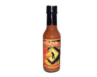 Habanero Head 100% Habanero Hot Sauce Wicked Tickle