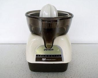 Electric Juicer Vintage Reamer Automatic Proctor Silex Juicit Barware Like New