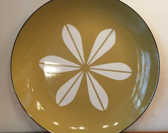 Cathrineholm Green Lotus Plate, 10""