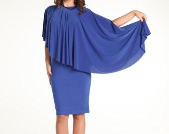2Pc Knit vest and Dress