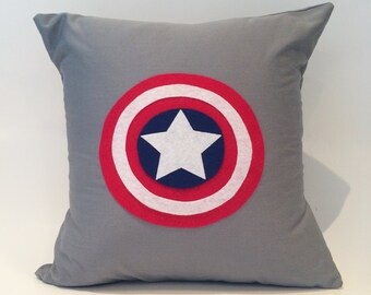 "16""X16"" Captain America 